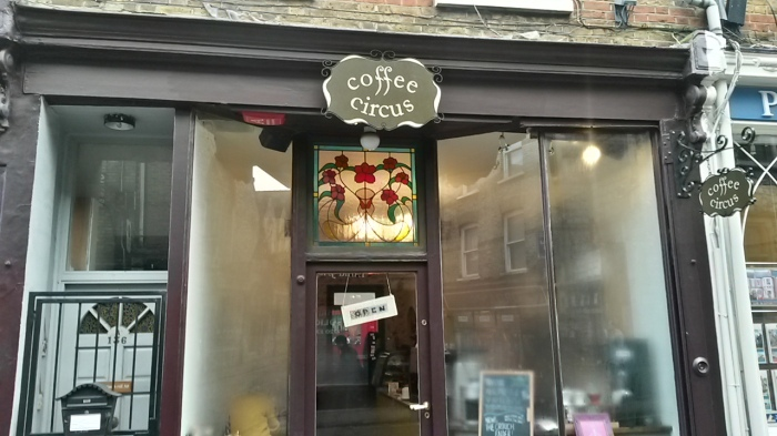 Coffee Circus, Crouch End