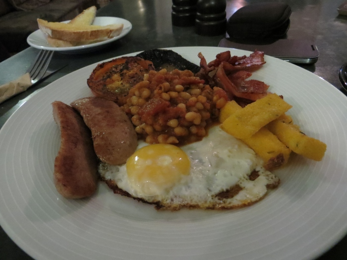 Nothing like a good fry-up