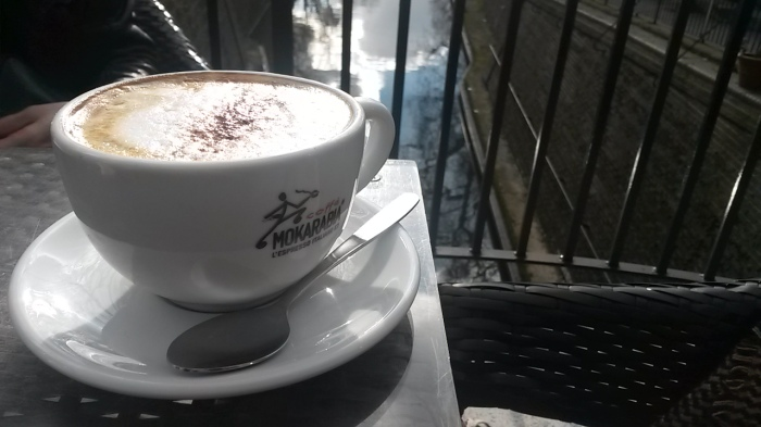 With views this good, the coffee takes second place