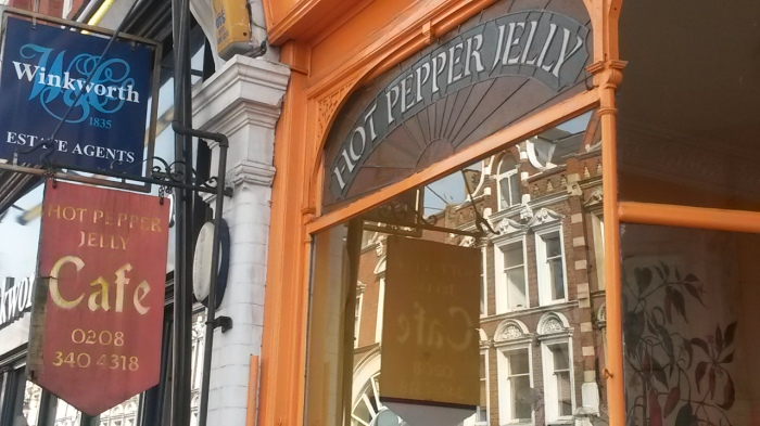 Hot Pepper Jelly has been a Crouch End favourite for years