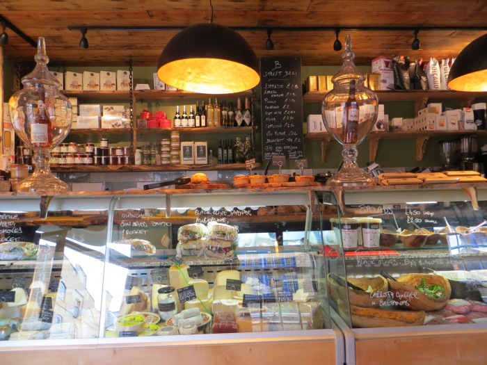 Get your fix of good food at the deli