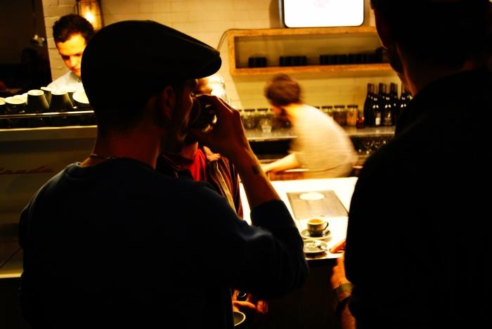 Ozone's espressos get a taste test