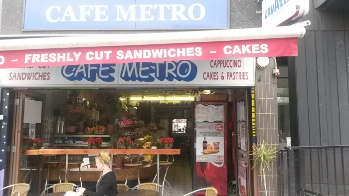 Cafe Metro is a step above your standard station cafe