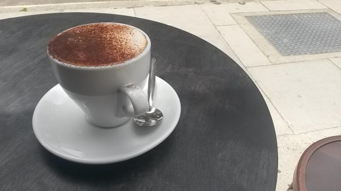 Coffee established that morning